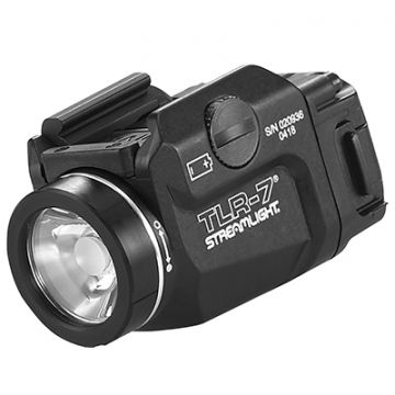 STREAMLIGHT TLR-7 LOW PROFILE RAIL MOUNTED TACTICAL WEAPON LIGHT