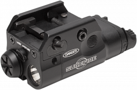 Surefire Xc2-A Weapon Light 300 Lumen Light/Laser Combo Red -Pistol