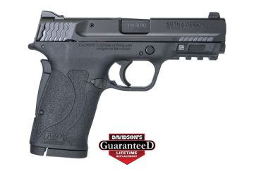 S&W M&P M2.0 SHIELD EZ 380 W/ THUMB SAFETY & NO THUMB SAFETY (Handgun Variant: No Thumb Safety)