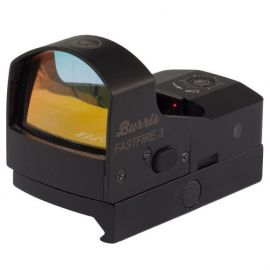 "BURRIS FASTFIRE 3 REFLEX RED DOT SIGHT ""8 MOA"" W/ OR W/OUT PICATINNY MOUNT (Reflex Red Dot: 8 MOA WITH MOUNT)"