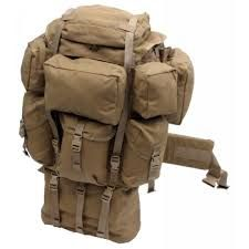 MALICE PACK VERSION 3 KIT (Color: Coyote Brown)