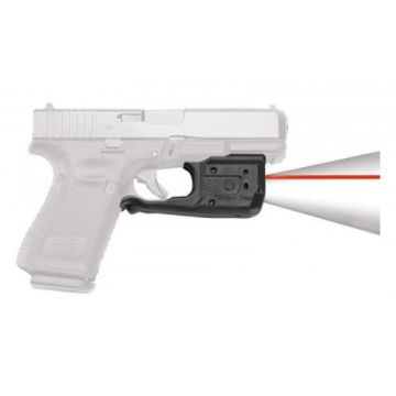 CRIMSON TRACE CORPORATION LASERGUARD PRO, LASER & LIGHT (Handgun Model: Glock 17,19,22,23,31,32,34,35,37 (Gen 5 17,19), Color: Red)