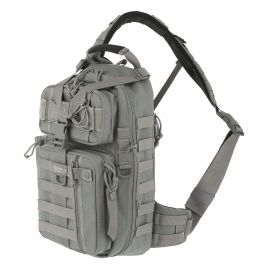"MAXPEDITION GEARSLINGER SITKA CONCEALED CARRY BACKPACK 15""X8""X3"" (Color: Foliage Green)"