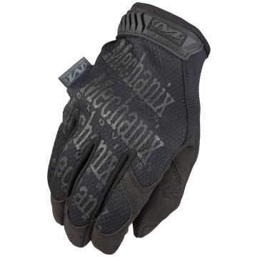 "MECHANIX WEAR THE ORIGINAL COVERT ""TACTICAL GLOVES"" BLACK (Color: Black, Size: SM)"