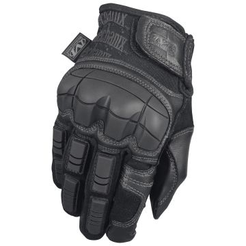 "MECHANIX WEAR BREACHER COVERT ""TACTICAL GLOVES"" BLACK (Color: Black, Size: MD)"