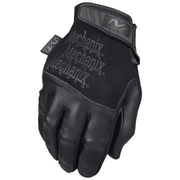 "MECHANIX WEAR RECON COVERT ""TACTICAL GLOVES"" BLACK (Color: Black, Size: LG)"