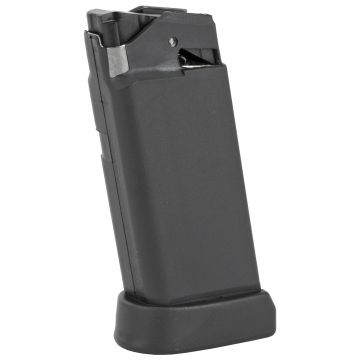 GLOCK 36 OEM MAGAZINE 45ACP 6RD &  PEARCE GRIP EXTENSION (Magazine Selection: Magazine)