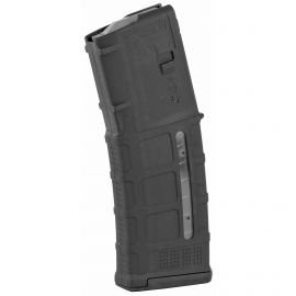 MAGPUL M3 AR-15 MAGAZINE 5.56/223 30RD W/ WINDOW BLACK & MCT (Magazine Color: Black)