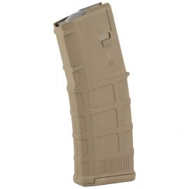 MAGPUL M3 AR-15 MAGAZINE 5.56/223 30RD BLACK & MCT (Magazine Color: Medium Coyote Tan)