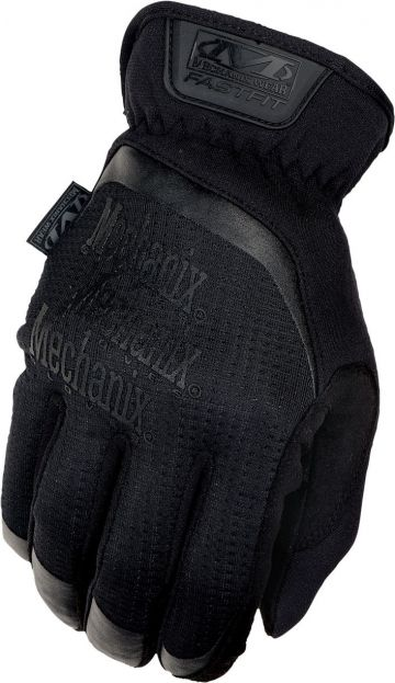 "MECHANIX WEAR FASTFIT COVERT ""TACTICAL GLOVES"" BLACK (Color: Black, Size: MD)"