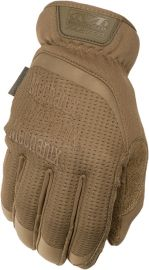 "MECHANIX WEAR FASTFIT COVERT ""TACTICAL GLOVES"" COYOTE (Color: Coyote, Size: MD)"