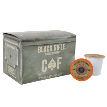 BLACK RIFLE CAF COFFEE (Coffee Selection: Coffee Rounds)