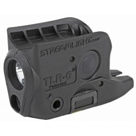 STREAMLIGHT TLR-6 TACTICAL LIGHT & RED LASER COMBO (Handgun Model: Glock 42/43)