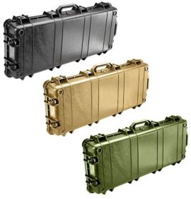 "PELICAN PROTECT CASE MODEL 1700 (35.75""X13.75""X5.25"")  BLACK/TAN/OD (Color: Black)"