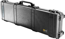 "PELICAN PROTECT CASE MODEL 1750 (50.5""X13.5""X5"") BLACK/TAN (Color: Black)"